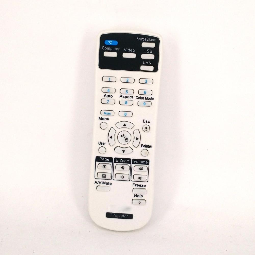 Hot sale NEW Remote Control FOR Epson Projector Fernbedienung for EB-C30XE EB-30XE EB-C28SH EB-S18 EB-S4 EB-X24 EB-W new projector remote control for optoma hd33 br 3060b hd25 hd25 lv br 3037b