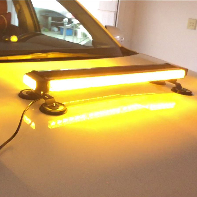 26 inch led flash light bar car warning light police fireman 26 inch led flash light bar car warning light police fireman ambulance emergency beacon light rescue aloadofball Image collections