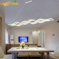 Chandelier Lighting Lustre Led Pendant Modern Metal Ceiling Plate Hanging Lamp Fixture Decoration Kitchen Dining Room