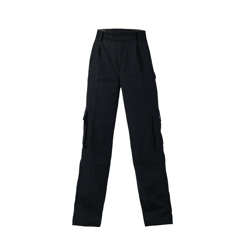 Show details for 2018 New Arrival Men Jazz/Latin Dance trousers Pants Black Mens Ballroom Dance Pants Dance Wear Practice/Performance