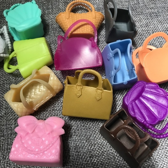 10pcs Set Lol Doll Accessories Bag Toys Girl Gift Educational Toys