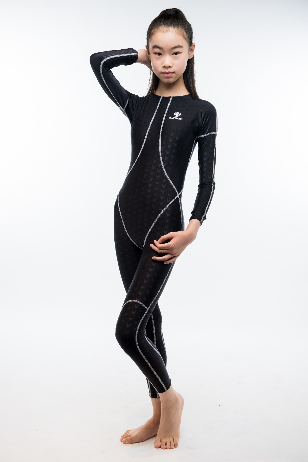 Look full body spandex suit topic