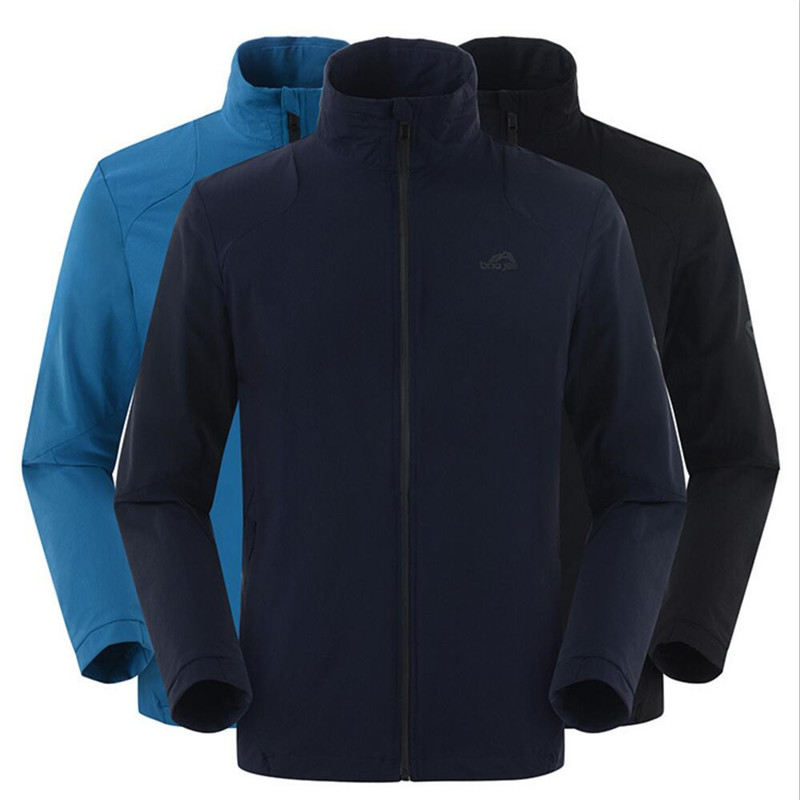Free Shipping-NEW HOT SALE Boojee Spring/Autumn/Winter Outdoor Breathable Mountaineering Elasticity  Single layer Jackets 17A803 free shipping new hot sale winter lover couple outdoor sport 3in1 twinset water windproof skiing mountaineering jackets 160d321d