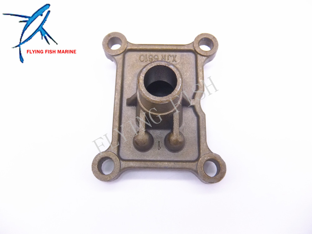 Reed Valve Assy 6A1-13610-00-00 For <font><b>Yamaha</b></font> <font><b>2HP</b></font> Parsun HDX T2 <font><b>Outboard</b></font> <font><b>Motors</b></font> Engine image