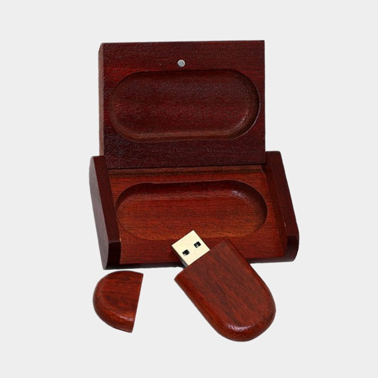 2016 Hot Sale Redwood Wooden USB flashdrev drev drev Maple wood + - Ekstern lagring - Foto 6