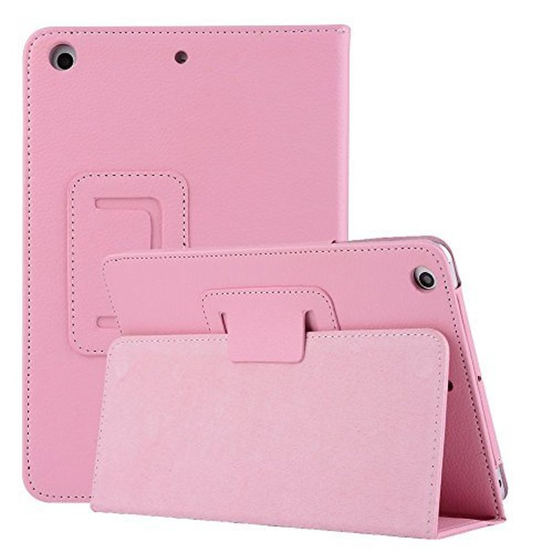 <font><b>Coque</b></font> for <font><b>iPad</b></font> mini 1 mini 2 mini3 Case Smart Stand Flip Cover A1490 <font><b>A1432</b></font> Shockproof Covers for <font><b>iPad</b></font> mini 1 2 3 PU Leather Case image