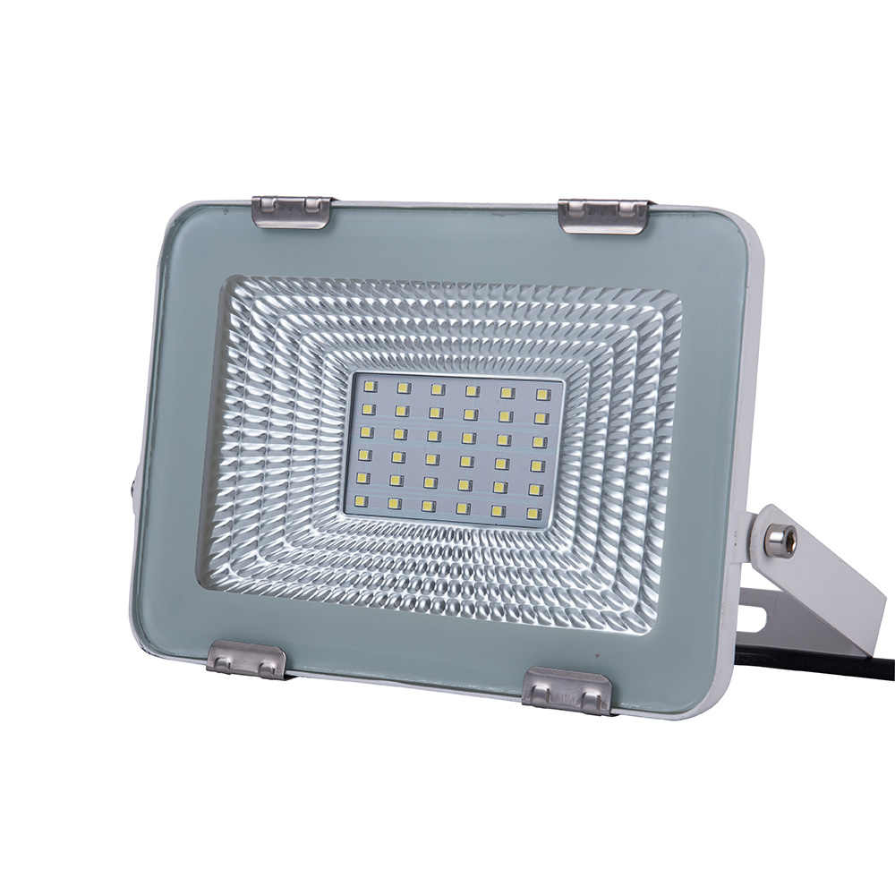 High effect Led Floodlight 10W 20W 100W 50W Outdoor SMD Flood Light AC 220V 240V Waterproof IP65 Professional Lighting Lamp