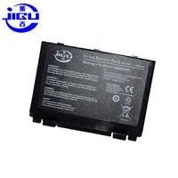 JIGU Nueva Batería Del Ordenador Portátil Para ASUS X70 X50 X5D X5E X5C X5J X8B X8D K40IJ K40IN K50AB-X2A K50ij