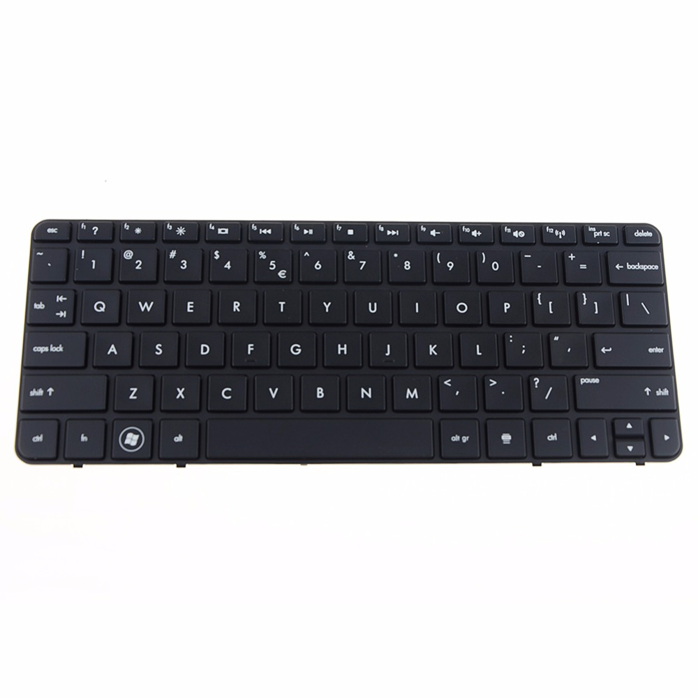 Computer Replacement Keyboards Fit For HP Mini 210 110-3000 110-3100 606618-001 608769-001 Laptops Keyboards VCS27