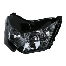 Motorcycle Clear Headlight House For Kawasaki Z1000 ZRT00B Z750 ZR750L 2007-2009 Free Shipping