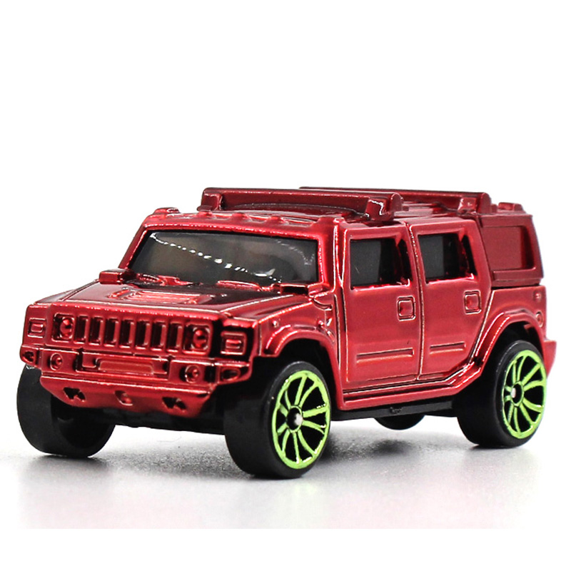 1 64 Alloy Car Model Kids Toys Hummer Sports Family Small Ornaments Children Like The Gift Worth Collecting In Casts Toy Vehicles From