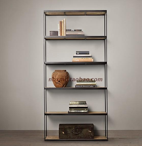 mobili in stile francese loft industriale , ferro battuto libreria ...