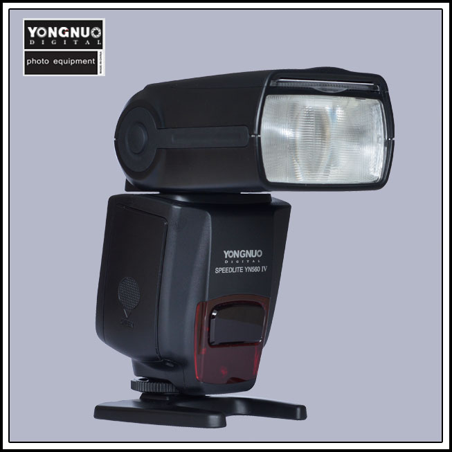 Yongnuo YN-560 IV Flash Speedlite for Nikon D3s, D3x, D3, D700, D300s, D300, D200, D100, D90, D80, D70s,D7100, D7000, D5100 yongnuo yn 500ex hss ttl flash speedlite yn500ex for canon d4 d3x d3s d3 d2x d700 d300s d300 d200 d7000 d90 d80 led flash light