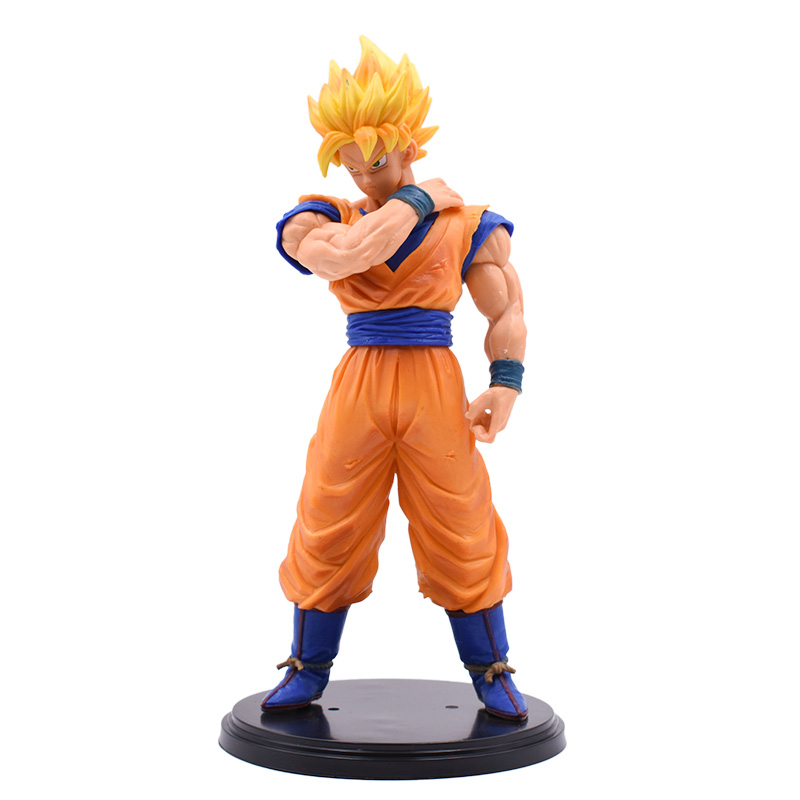 Anime Dragon Ball Z Super Saiya ROS Goku Gohan PVC DragonBall Action Figure Model Toys Christmas GiftAnime Dragon Ball Z Super Saiya ROS Goku Gohan PVC DragonBall Action Figure Model Toys Christmas Gift