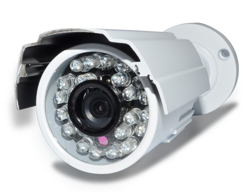 ФОТО 24 LED 3.6mm Lens 420TVL IR DIGITAL CCTV CCD Video Security Camera Free Shipping