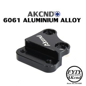Image 5 - AKCND Motorcycle modifivation CNC aluminim alliy 40mm brake caliper bracket For Hinda SCR 110 SDH110T FI DIO RC125