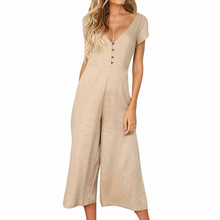 90c4b67b3c6 Buy elegant women office jumpsuit and get free shipping on AliExpress.com