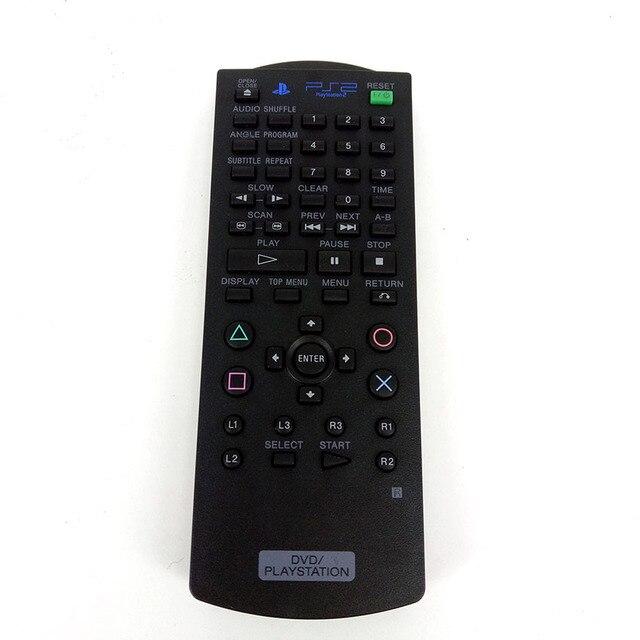 מכירה לוהטת מקורי SCPH 10420 עבור SONY פלייסטיישן 2/PS2 מרחוק DVD נגן שלט רחוק עבור scph 77001 70000