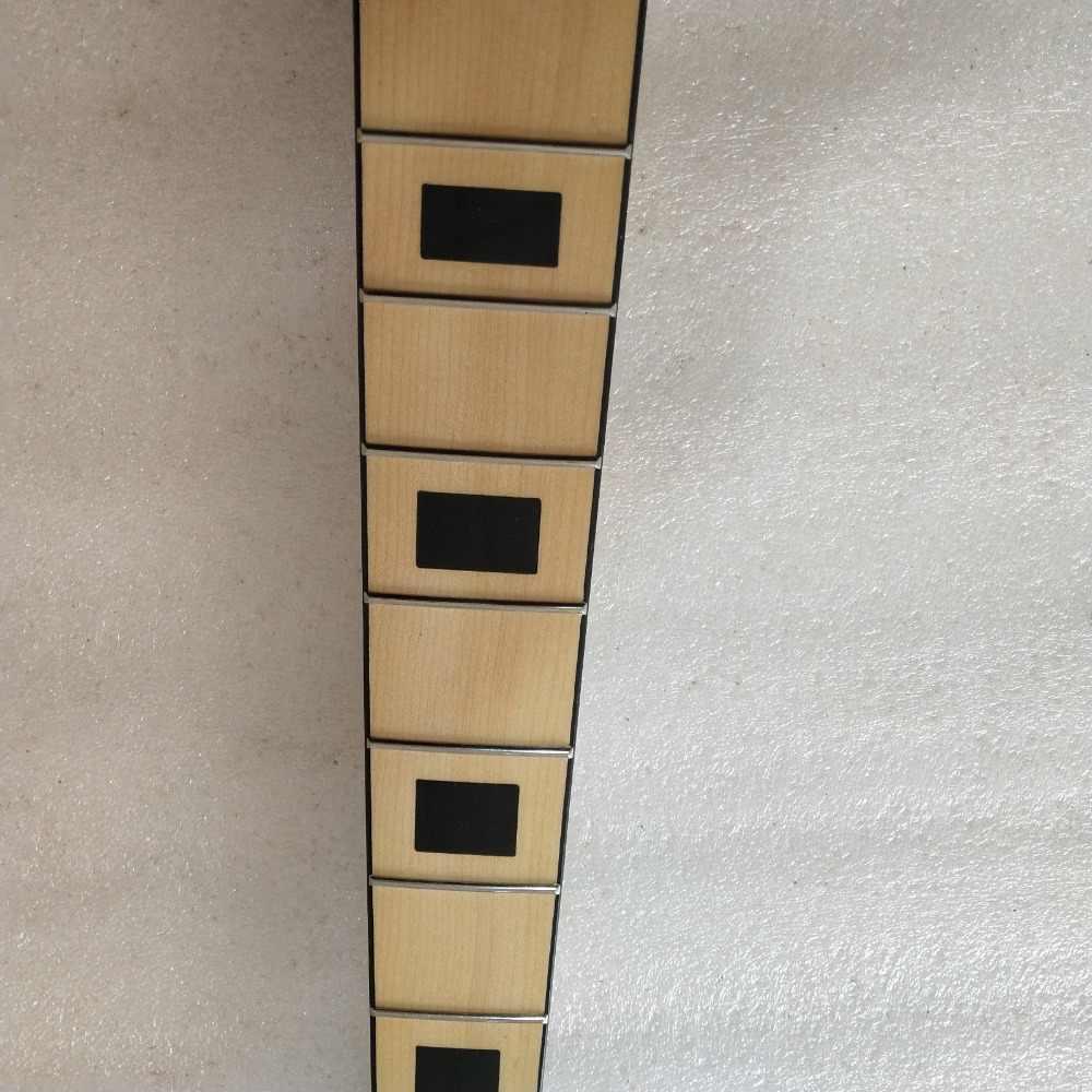 Черный блок точность/P бас стиль 4 струны 20 лада кленовый басовый ремень на гитару