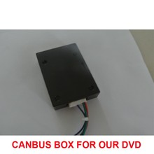 Canbus BOX for our car radio DVD player