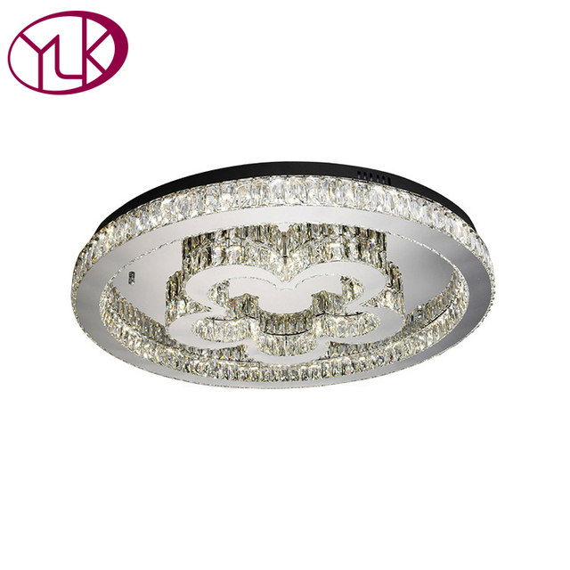 Flower Design Moderne Kristall Deckenleuchte Für Wohnzimmer FÜHRTE  Dekoration Leuchte Schlafzimmer Lustres Cristal