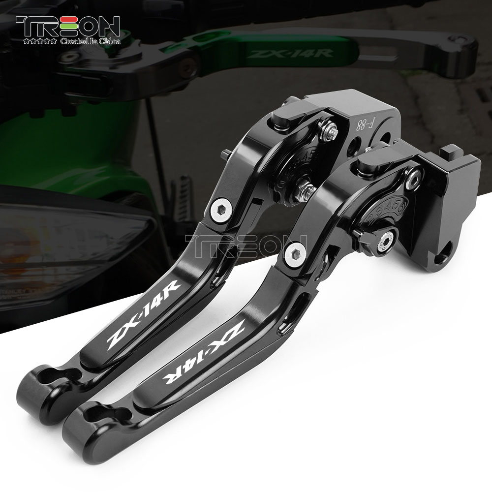Motor Brake Clutch lLever For Kawasaki ZX14R ZX 14R 2006 2014 2015 2016 2017 Motorcycle Accessories
