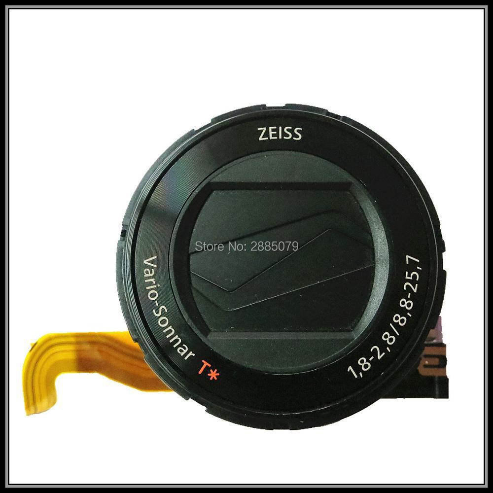 100% D'origine Objectif Zoom Unité Pour Sony cyber-shot DSC-RX100III RX100 III M3 RX1003 RX100 M4/RX100 IV Numérique Caméra De Réparation partie