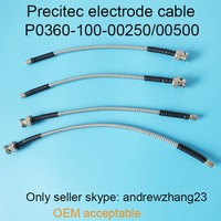 2pcs Lot Precitec Laser Cable P0360 100 00250 For Han S Laser Cutting Machines Agents Wanted