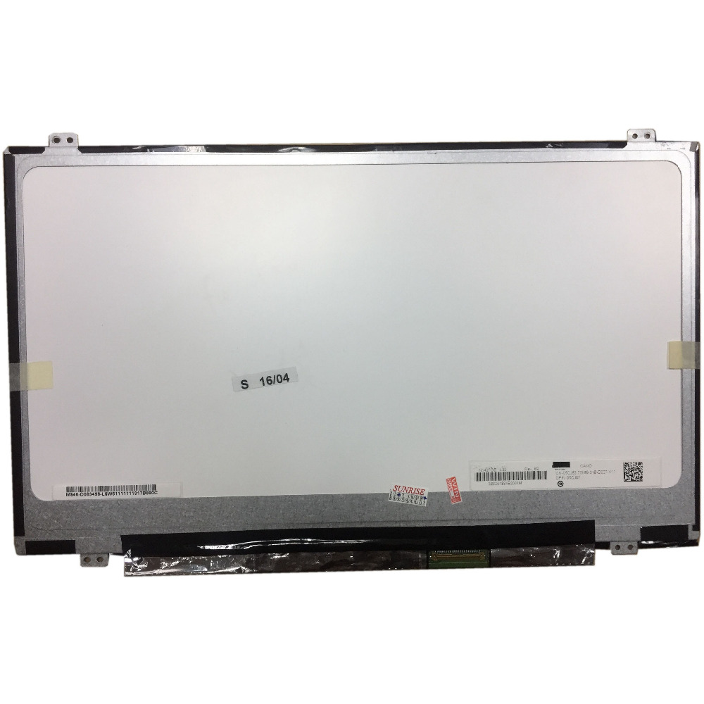 N140FGE-L32 N140FGE-L31 N140FGE-LA2 LP140WD2-TLB1 LP140WD2-TLD4 B140RW02 V2 Laptop Lcd Screen 1600*900 LVDS 40pinN140FGE-L32 N140FGE-L31 N140FGE-LA2 LP140WD2-TLB1 LP140WD2-TLD4 B140RW02 V2 Laptop Lcd Screen 1600*900 LVDS 40pin