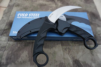 New Cold Steel karambit knife Steel Tigers Fixed Blade Knife Camping Outdoor Tools Hunting Knife Rescue Survival Knives