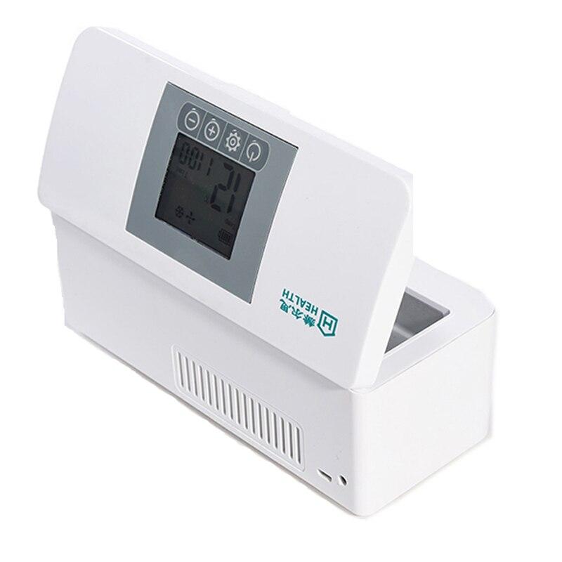 Portable de stockage de L'insuline Refroidisseur Sac Mini réfrigérateur D'insuline Réfrigérateur Interféron Portable Drug Reefer Voiture mini Réfrigérateur