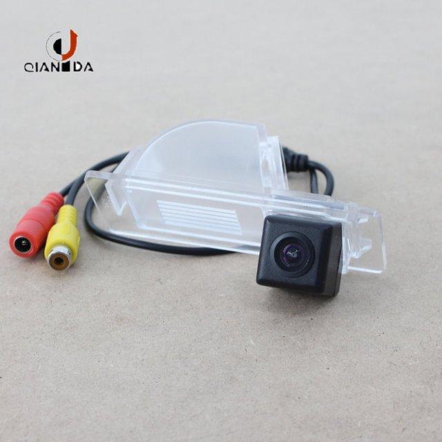 Câmera de visão traseira para Volkswagen VW Jetta Vento 2014 ~ 2015 Car Rear View reversa Backup câmera para estacionamento visão HD noite