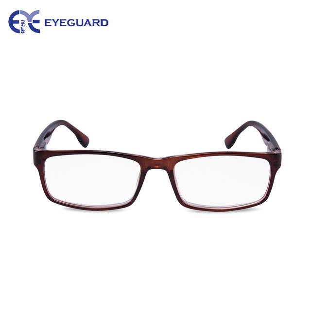 3e4f326e50bc placeholder EYEGUARD High Magnification Power 2 Pairs Spring Hinge Reading  Glasses Ultra Clear Men Stylish Readers