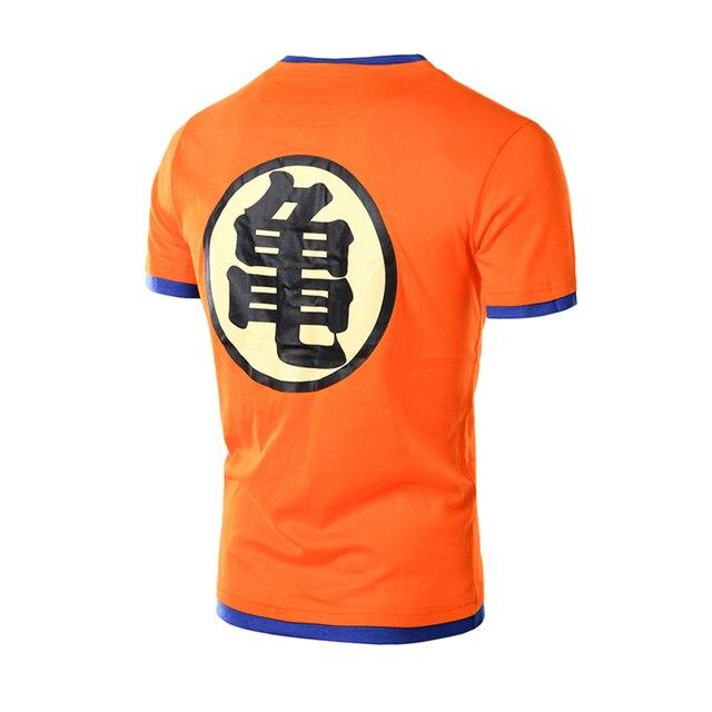 Dragon Ball Z 3D Men Casual T-shirt