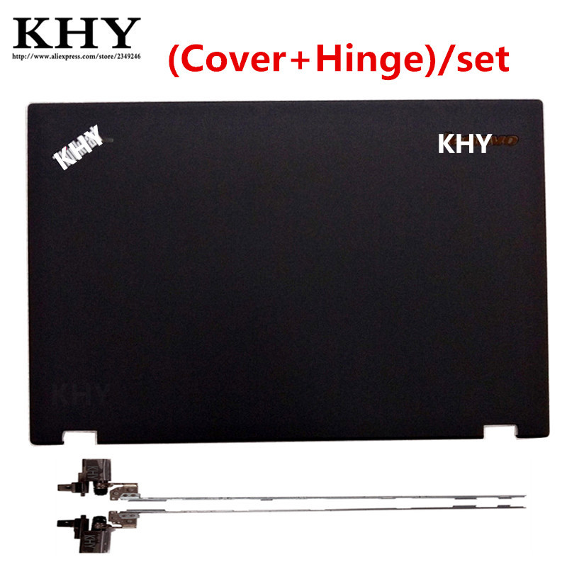 New original LCD Rear Cover ASM Flat TW FHD Left Right LCD Hinge Sets for Thinkpad
