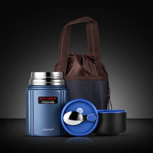 Thermos Lunch Box food Jar Vacuum Flask Thermo Kitchen 304 Stainless Steel Insulated Thermal Keep Heat Containers Thermoses
