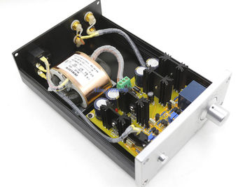 ZEROZONE Hifi JC-2 Class A Full Symmetry FET Preamp CPI Parallel PSU Preamplifier