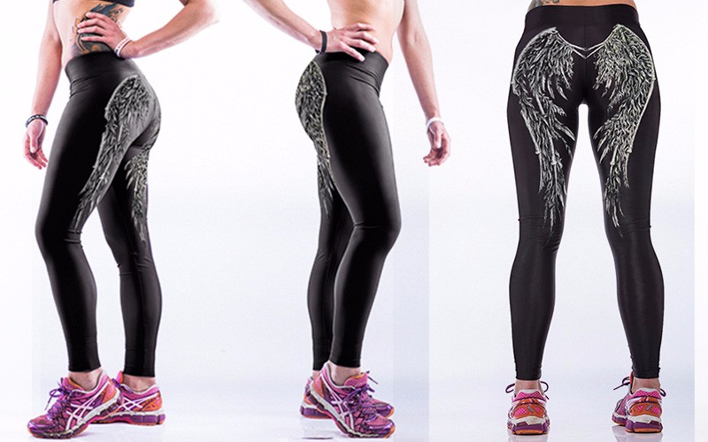 Leggins Tiger Women Stop118 22