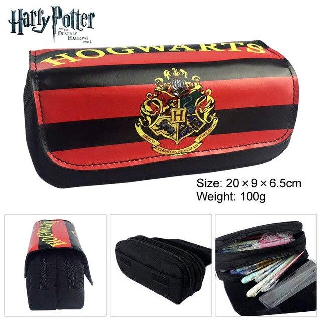 Пенал для школы Гарри Поттер в ассортименте 4