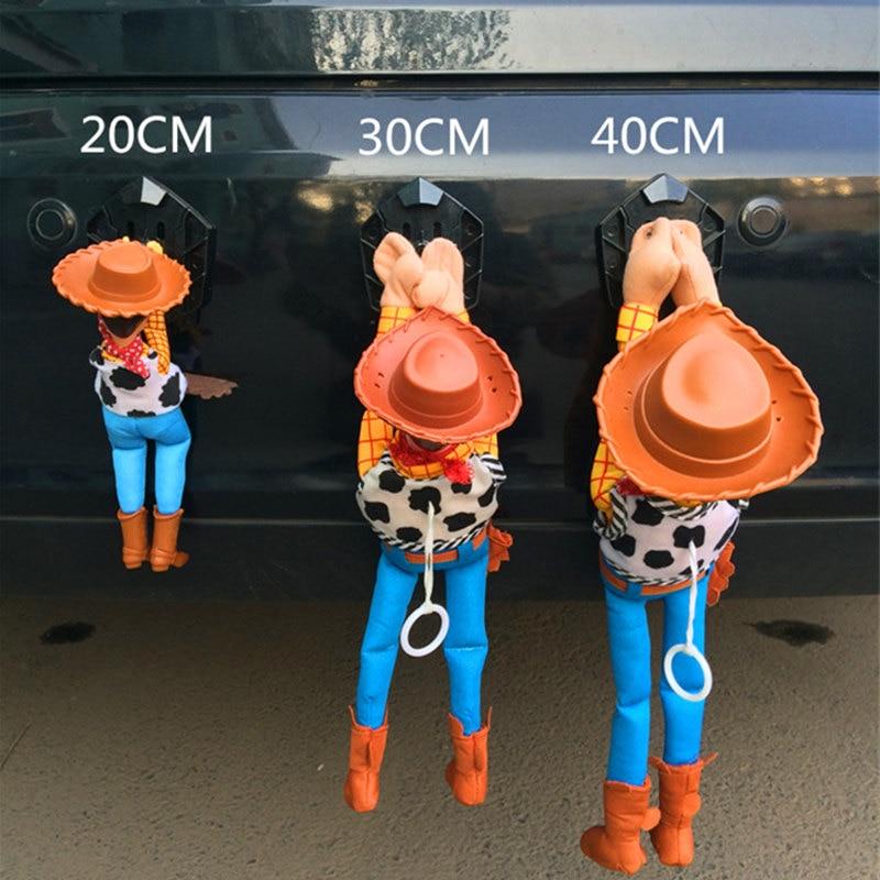 LORDUPHOLD Juokingi mieli žaisliukų pasakojimai Šerifas Medžio - Automobilių išoriniai aksesuarai - Nuotrauka 4