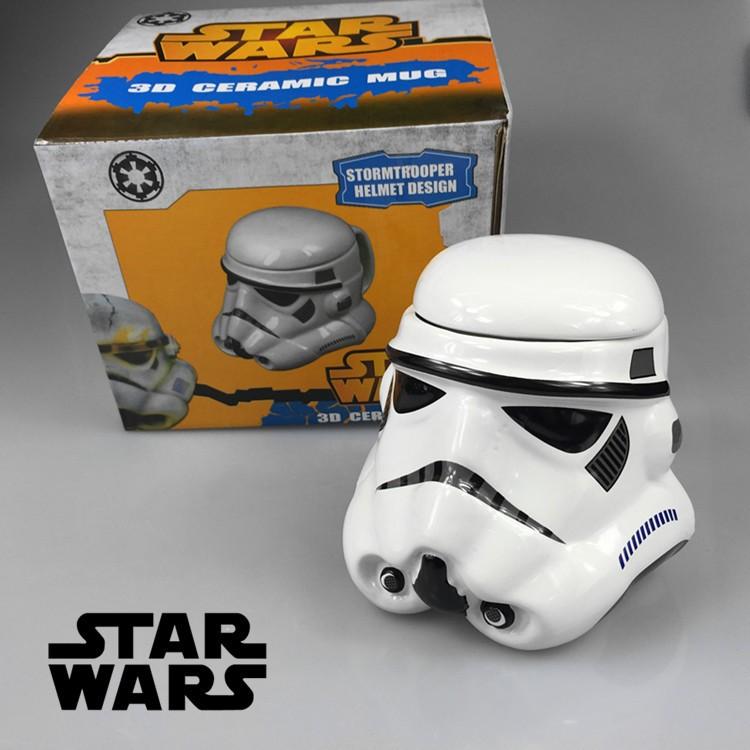 Star-Wars-Darth-Vader-mug-Black-and-white-knight-warrior-Baishi-Bing-ceramic-cup-paragraph-cartoon