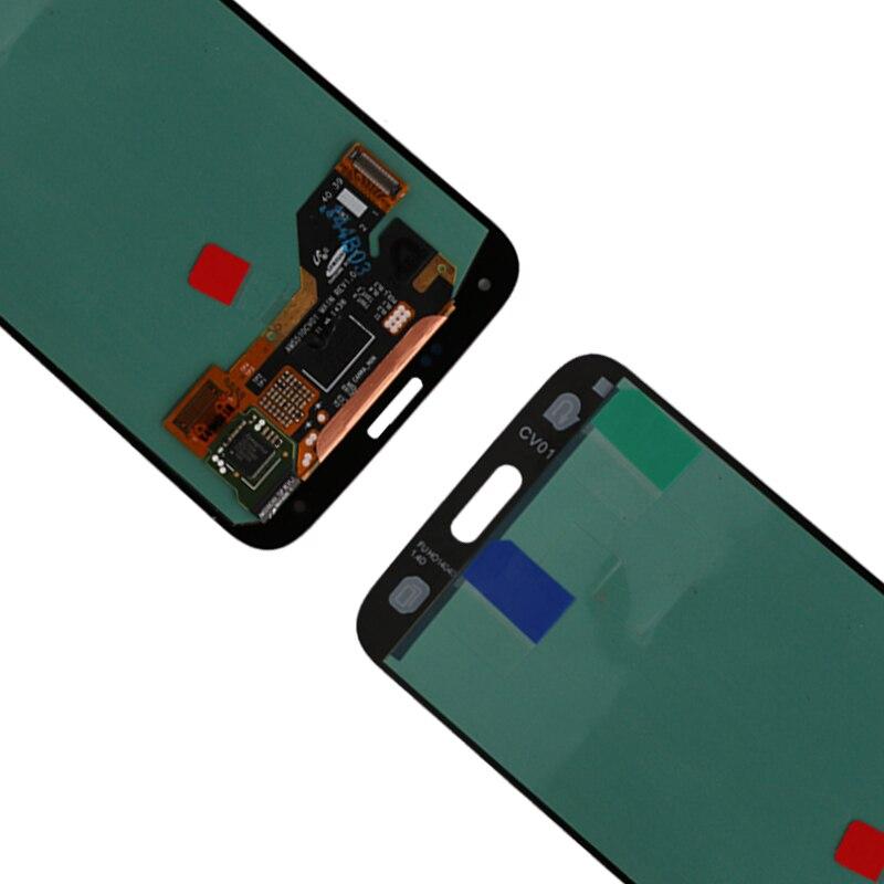 Image 3 - Pour Samsung Galaxy S5 écran LCD G900 I9600 G900f G900a écran LCD et écran tactile numériseur assemblage avec outils adhésifsÉcrans LCD téléphone portable   -