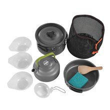 OUTAD Portable Outdoor Cookware Set