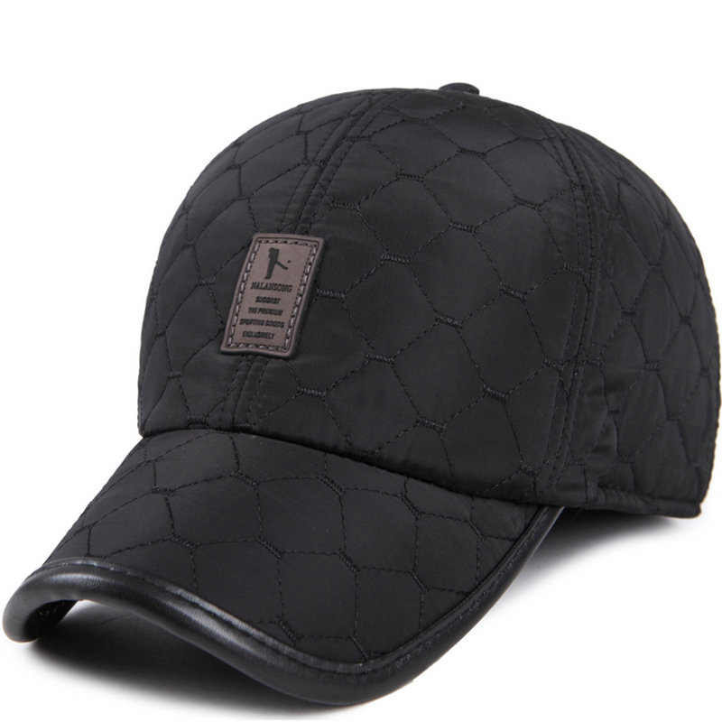 VORON 2017 New men winter hat fashion solid color lattice adult men and women autumn and winter baseball cap adjustable size voron 2017 new men winter hat fashion solid color lattice adult men and women autumn and winter baseball cap adjustable size