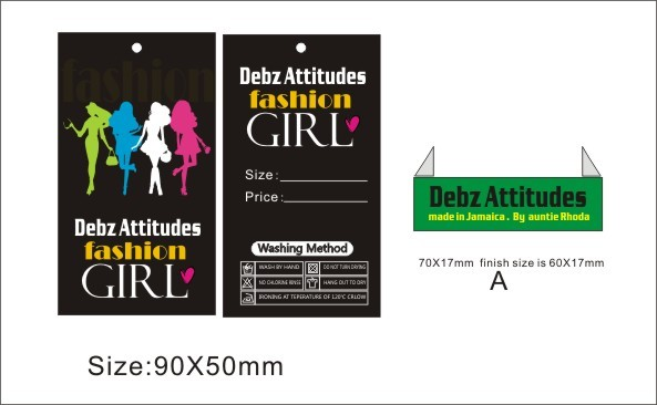 custom print 500pcs hang tags woven 1000pcs clothes label shipping by dhl fedex