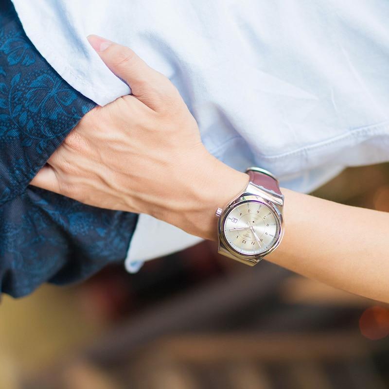 Swatch watch Device 51 Metal Series Mechanical Men's Watch YIS400 цена и фото