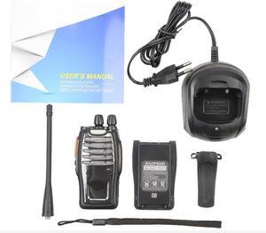 Image 5 - 100% orijinal Baofeng A5 iki yönlü telsiz 5W 16CH Video Walkie Talkie BF A5 FM Transerivern Woki Toki