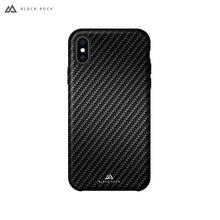 Чехол-накладка Black Rock Flex Carbon для iPhone X цвет черный