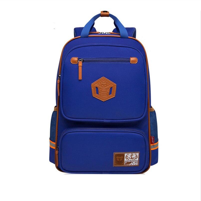 ФОТО children school bags mochilas kids bags boys backpack girl schoolbag pink bag light blue fashion large backpack child bookbag
