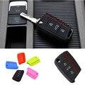 Acessórios do carro Saco Chave Do Caso Chave Capa Chave Para Volkswagen para VW Golf 7 mk7 para Skoda para Octavia A7 Portect Caso Chave de Silicone
